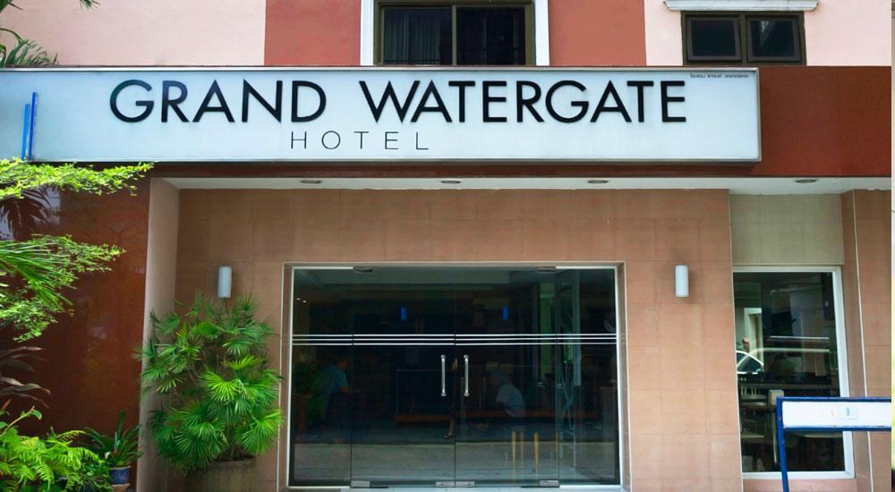 Bangkok Hotel Grand Watergate Budget In Bkk Recommend On Petchburi Road Near